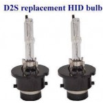 D2S 8000K HID XENON PAIR / Two REPLACEMENT BULB Lamp Bright White Light New DS2